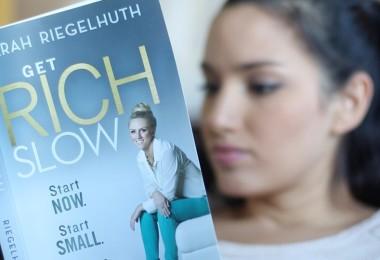 the ladies coach sarah riegelhuth get rich slow book