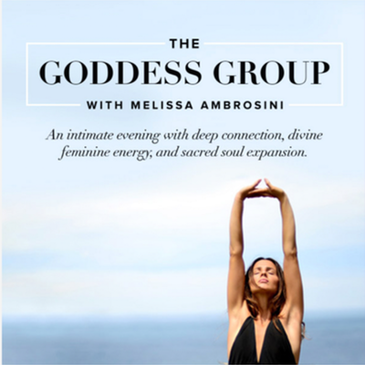 The goddess group